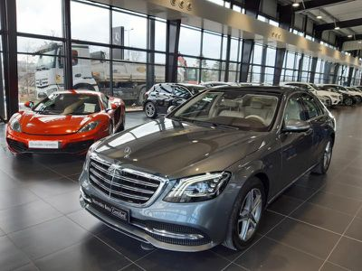 Mercedes Classe S 400 d Fascination 4Matic 9G-Tronic occasion