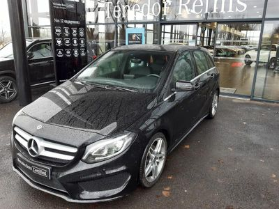 Mercedes Classe B 180 d 109ch Sport Edition 7G-DCT occasion