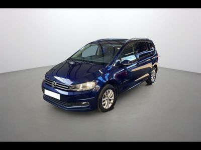 Volkswagen Touran 1.6 TDI 115ch FAP Confortline Business 5 places Euro6d-T occasion