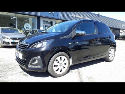 Peugeot 108 VTi 72 Style S&S 85g 5p occasion