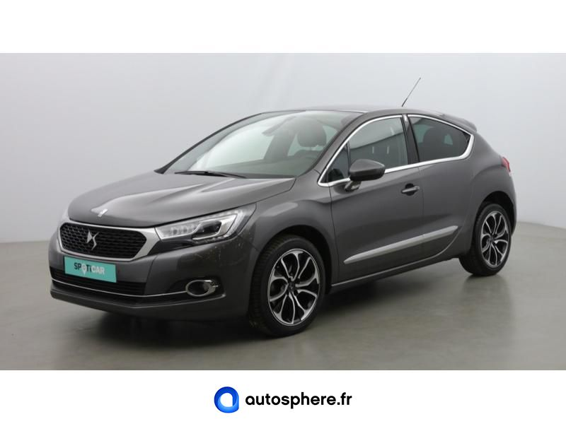 DS DS 4 BLUEHDI 150CH SPORT CHIC S&S 8CV - Photo 1