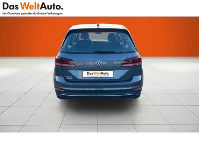 VOLKSWAGEN GOLF SPORTSVAN 1.6 TDI 115CH BLUEMOTION TECHNOLOGY FAP IQ.DRIVE EURO6D-T - Miniature 3