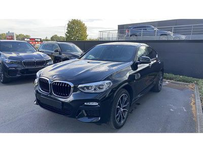 Bmw X4 xDrive20d 190ch M Sport Euro6d-T 131g occasion