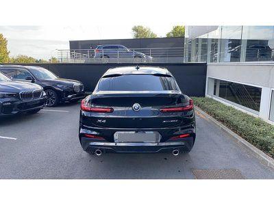 BMW X4 XDRIVE20D 190CH M SPORT EURO6D-T 131G - Miniature 4