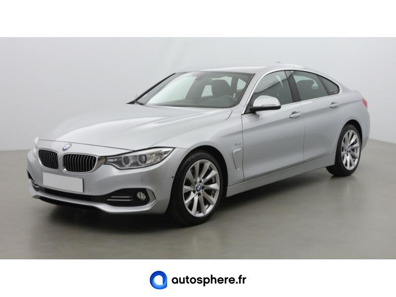 BMW SERIE 4 GRAN COUPE 420DA 190CH LUXURY - Photo 1
