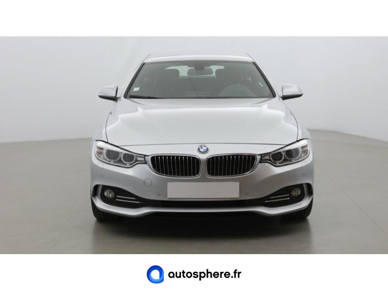 BMW SERIE 4 GRAN COUPE 420DA 190CH LUXURY - Miniature 2