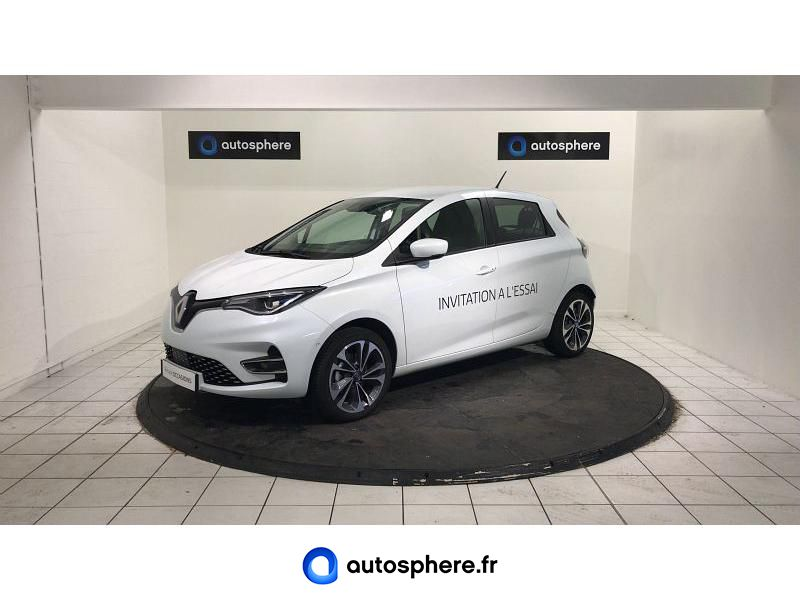 RENAULT ZOE INTENS CHARGE NORMALE R135 - Miniature 1