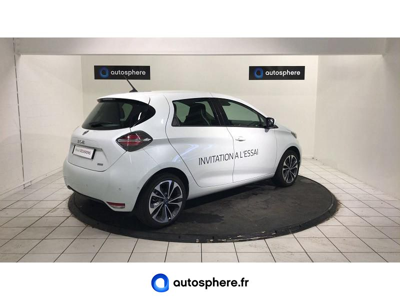 RENAULT ZOE INTENS CHARGE NORMALE R135 - Miniature 2