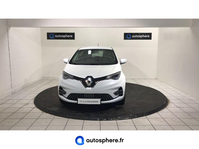 RENAULT ZOE INTENS CHARGE NORMALE R135 - Miniature 5