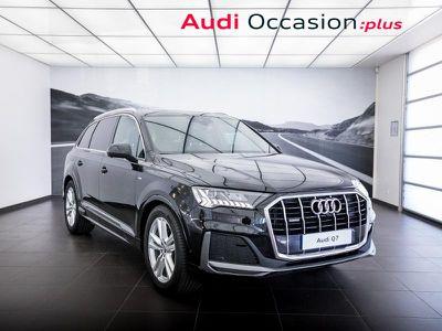 Audi Q7 45 TDI 231ch S line quattro Tiptronic 7 places occasion