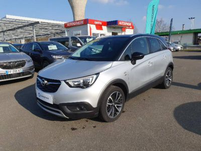Opel Crossland X 1.5 D 102ch Design Edition Euro 6d-T occasion