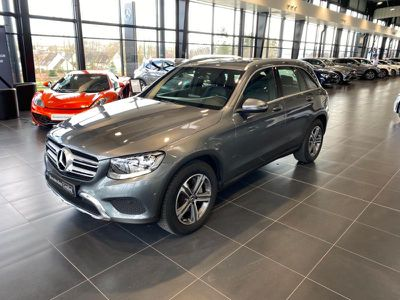 Mercedes Glc 250 d 204ch Executive 4Matic 9G-Tronic occasion