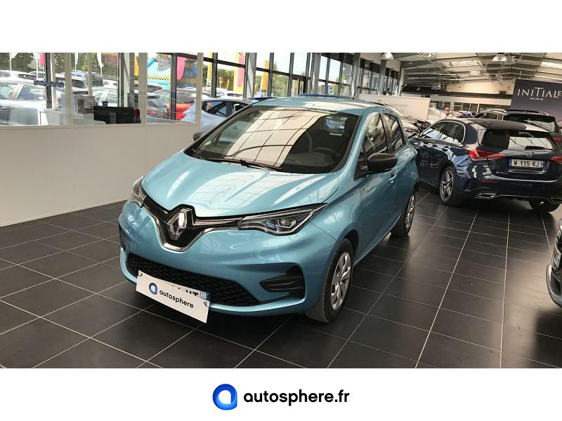RENAULT ZOE LIFE CHARGE NORMALE R110 4CV - Miniature 1
