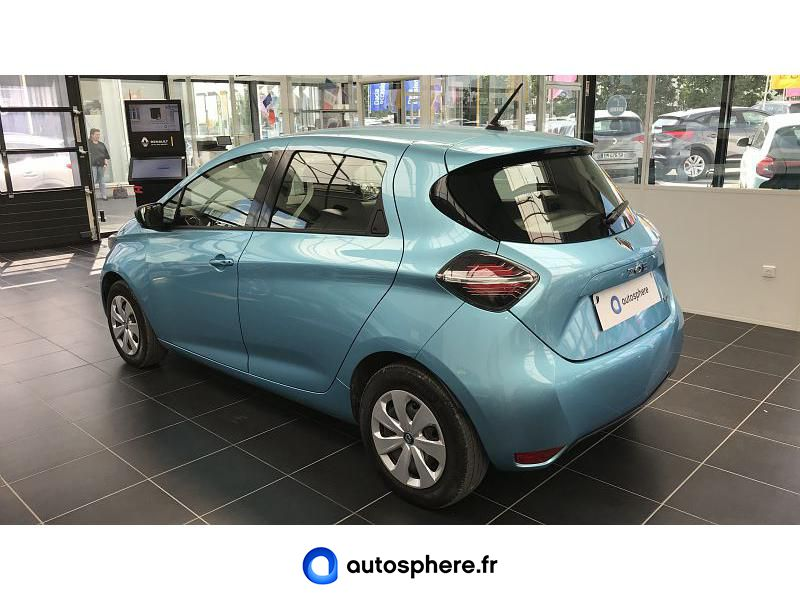 RENAULT ZOE LIFE CHARGE NORMALE R110 4CV - Miniature 3