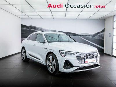 Audi E-tron Sportback 50 230ch S line e-quattro occasion