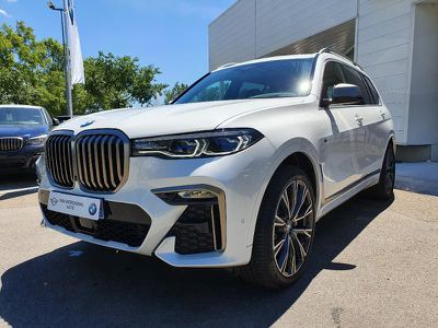 Bmw X7 M50d 400 ch occasion
