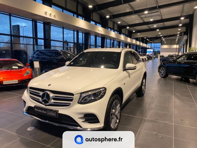 MERCEDES GLC 350 E 211+116CH SPORTLINE 4MATIC 7G-TRONIC PLUS - Photo 1