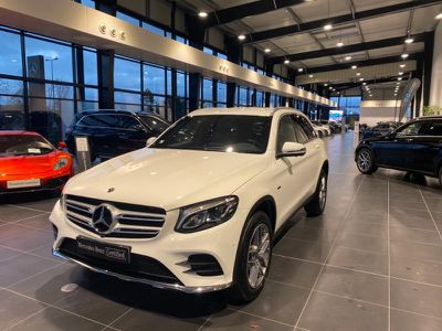 MERCEDES GLC 350 E 211+116CH SPORTLINE 4MATIC 7G-TRONIC PLUS - Miniature 1