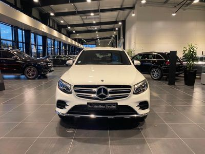 MERCEDES GLC 350 E 211+116CH SPORTLINE 4MATIC 7G-TRONIC PLUS - Miniature 2