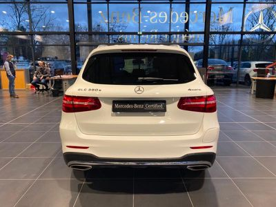 MERCEDES GLC 350 E 211+116CH SPORTLINE 4MATIC 7G-TRONIC PLUS - Miniature 4