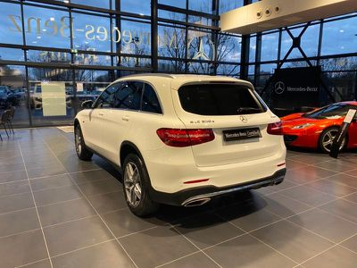 MERCEDES GLC 350 E 211+116CH SPORTLINE 4MATIC 7G-TRONIC PLUS - Miniature 5