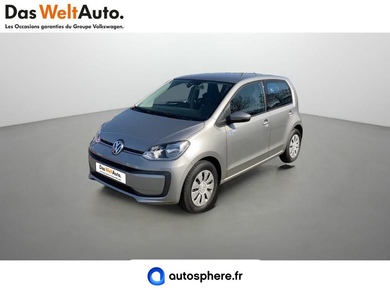 VOLKSWAGEN UP! 1.0 60CH BLUEMOTION TECHNOLOGY MOVE UP! 5P EURO6D-T - Photo 1