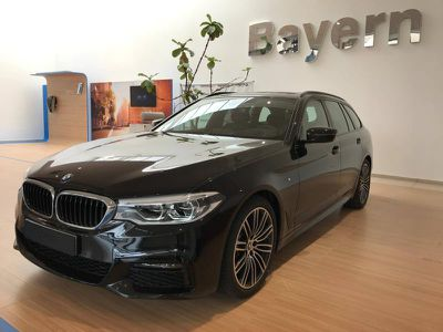 Bmw Serie 5 Touring 518dA 150ch M Sport Steptronic Euro6d-T occasion