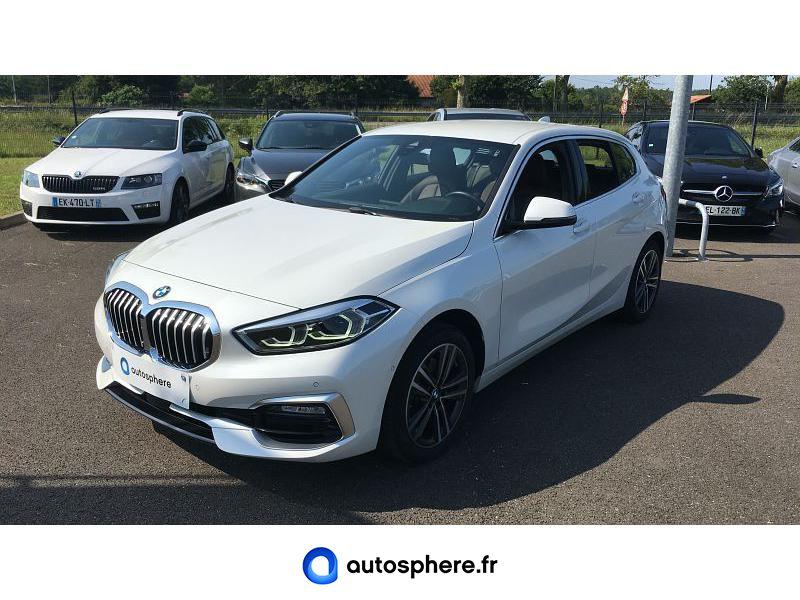BMW SERIE 1 116DA 116CH LUXURY DKG7 - Miniature 1