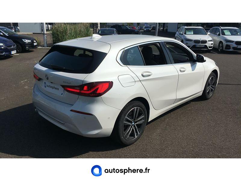 BMW SERIE 1 116DA 116CH LUXURY DKG7 - Miniature 2