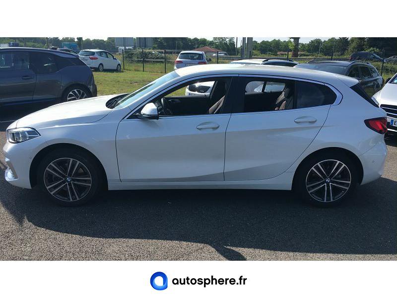 BMW SERIE 1 116DA 116CH LUXURY DKG7 - Miniature 3