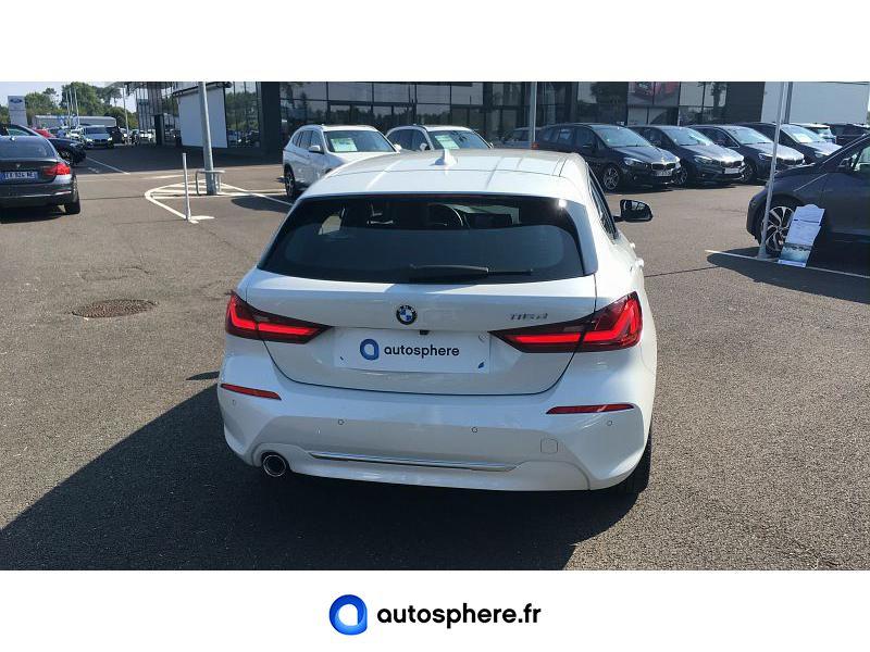 BMW SERIE 1 116DA 116CH LUXURY DKG7 - Miniature 4