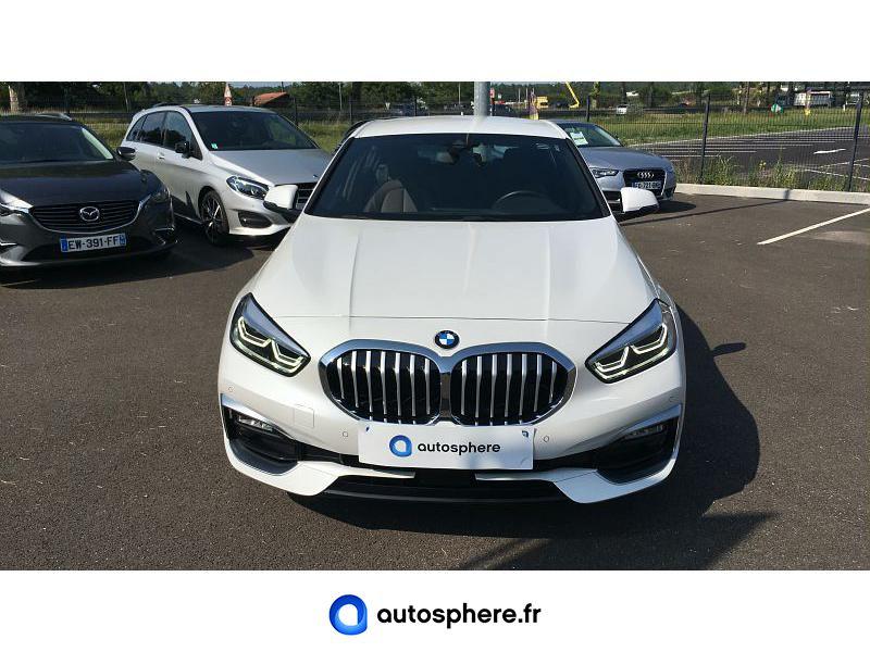 BMW SERIE 1 116DA 116CH LUXURY DKG7 - Miniature 5