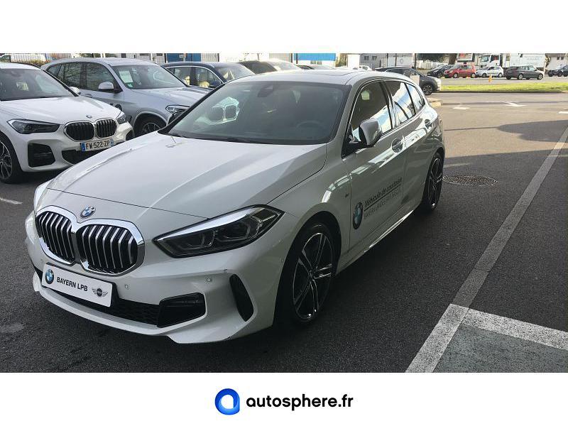 BMW SERIE 1 116DA 116CH M SPORT DKG7 - Miniature 1