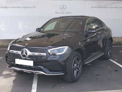 Mercedes Glc Coupe 300 de 194+122ch AMG Line 4Matic 9G-Tronic occasion