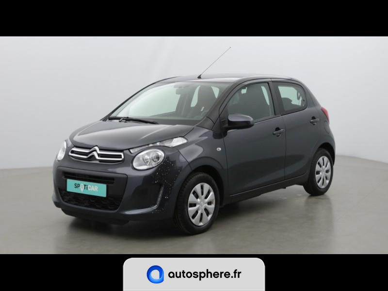 CITROEN C1 VTI 72 S&S FEEL 5P E6.D - Photo 1