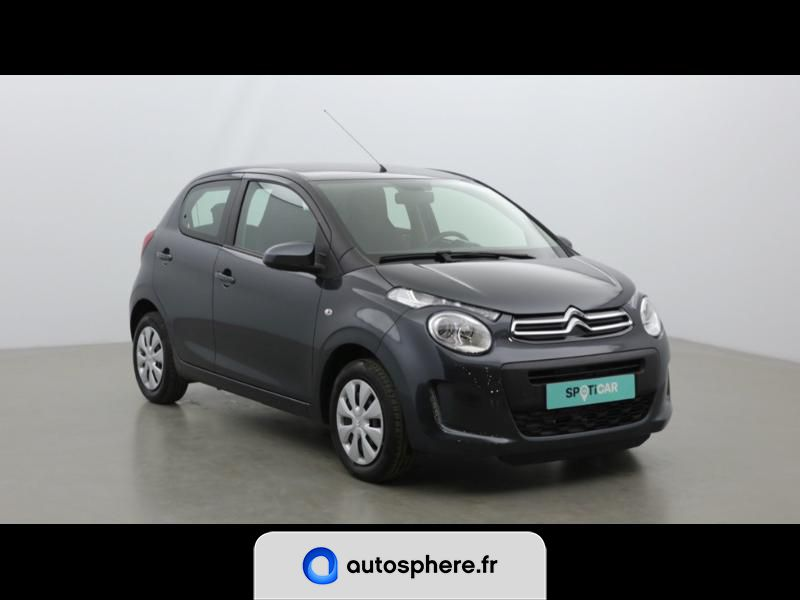 CITROEN C1 VTI 72 S&S FEEL 5P E6.D - Miniature 3