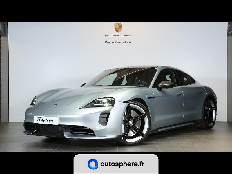PORSCHE TAYCAN 680CH TURBO - Photo 1