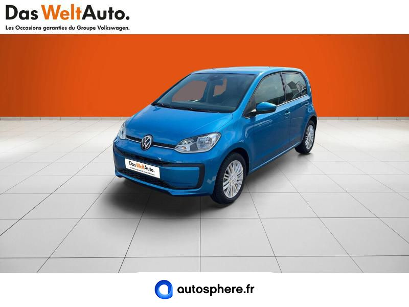 VOLKSWAGEN UP! 1.0 60CH BLUEMOTION TECHNOLOGY MOVE UP! 5P - Photo 1
