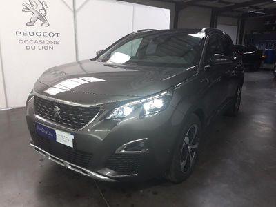 Leasing Peugeot 3008 1.2 Puretech 130ch S&s Gt Line