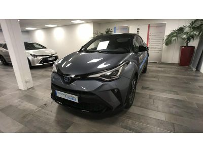 Toyota C-hr 122h Graphic 2WD E-CVT MY20 occasion