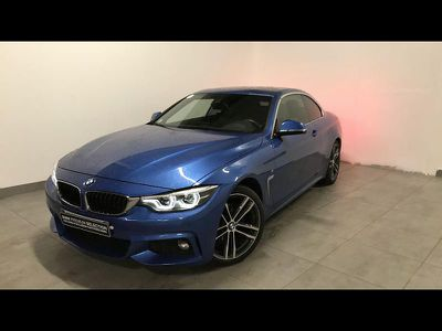 Bmw Serie 4 Cabriolet 420d 190ch M Sport occasion