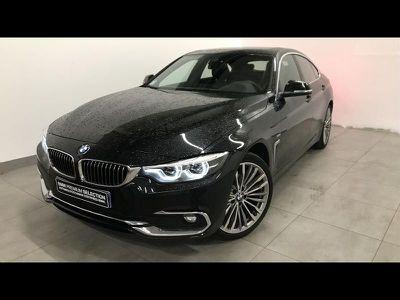 BMW SERIE 4 GRAN COUPE 420DA XDRIVE 190CH LUXURY - Miniature 1