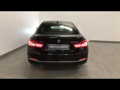 BMW SERIE 4 GRAN COUPE 420DA XDRIVE 190CH LUXURY - Miniature 4