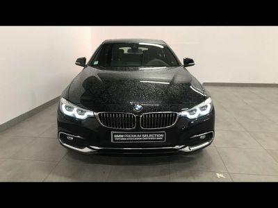 BMW SERIE 4 GRAN COUPE 420DA XDRIVE 190CH LUXURY - Miniature 5