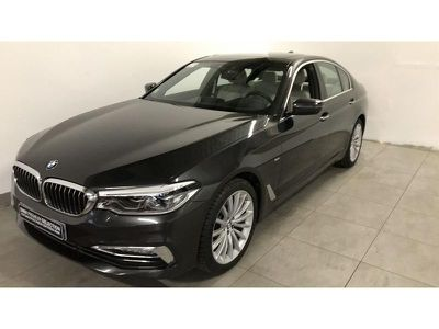 BMW SERIE 5 520DA 190CH LUXURY - Miniature 1