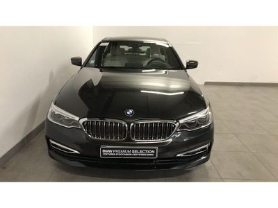BMW SERIE 5 520DA 190CH LUXURY - Miniature 5