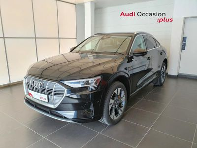 Audi E-tron Sportback Avus extended 50 quattro occasion