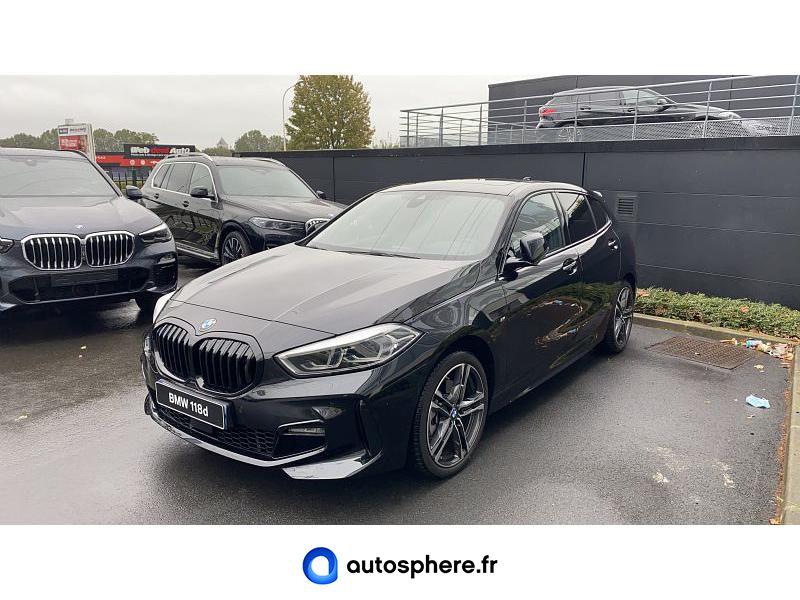 BMW SERIE 1 118D 150CH M SPORT - Miniature 1