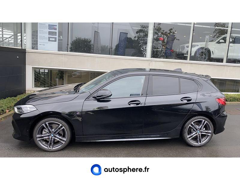 BMW SERIE 1 118D 150CH M SPORT - Miniature 3