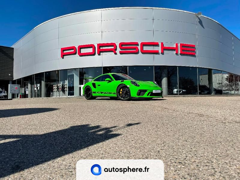 PORSCHE 911 COUPE 3.8 580CH TURBO S PDK - Photo 1